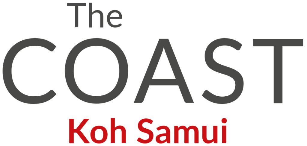 The COAST Koh Samui Logo